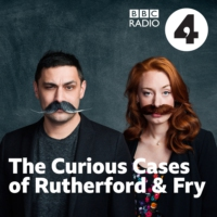Logo of the podcast The Curious Cases of Rutherford & Fry