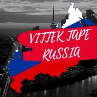 Logo of the podcast Vittek Tape Russia