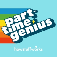 Logo du podcast Part-Time Genius