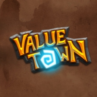 Logo of the podcast Value Town - A Hearthstone Podcast