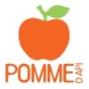 Logo du podcast Pomme d'Api, 24 histoires pour Noël
