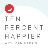Logo of the podcast Ten Percent Happier with Dan Harris