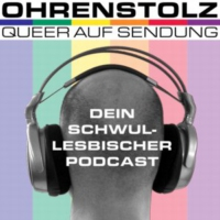 Logo of the podcast Ohrenstolz | queer auf Sendung