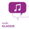 Logo of the podcast Das MDR KLASSIK-Gespräch