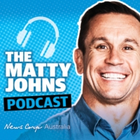 Logo of the podcast The Matty Johns podcast