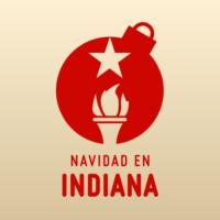 Logo of the podcast Navidad en Indiana