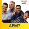 """Logo of the podcast APM? a """"El matí de Catalunya Ràdio"""""""