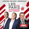 Logo of the podcast Les Paris 100% Multisport