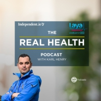Logo of the podcast Movement: the secrets of Real Health with Brian O'Loughlin, Movement101