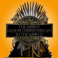 Logo du podcast EP Fifteen – S8E6: The Iron Throne