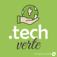 Logo of the podcast Choses à Savoir TECH VERTE