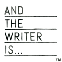 Logo of the podcast And The Writer Is...with Ross Golan