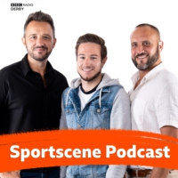 Logo of the podcast Sportscene Talk-In: The proposed takeover edges closer
