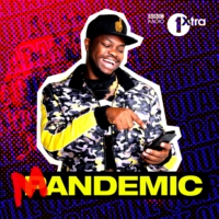 Logo of the podcast Lady Leshurr wraps up Mandemic