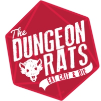 Logo du podcast The Dungeon Rats