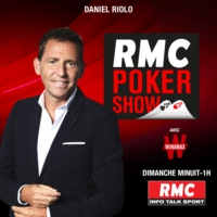 Logo of the podcast RMC Poker Show