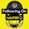 Logo du podcast Following On in India Cricket Podcast