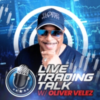Logo of the podcast Live Trading Talk With Oliver Velez