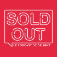 Logo of the podcast SOLD OUT TEASER