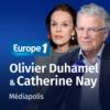 Logo of the podcast Mediapolis - Olivier Duhamel & Catherine Nay