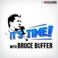 Logo of the podcast IT'S TIME w/Bruce Buffer
