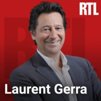 Logo of the podcast Laurent Gerra