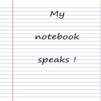 Logo du podcast my notebook speaks