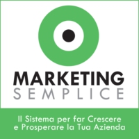 Logo of the podcast Marketing Semplice
