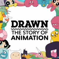 Logo du podcast Drawn: The Story of Animation
