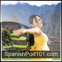Logo du podcast SpanishPod101.com