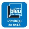 Logo du podcast L'invité(e) de 8h15 - France Bleu Loire Océan