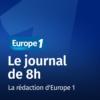 Logo of the podcast Le journal de 8h