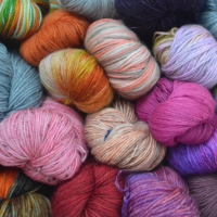 Logo du podcast Episode 38 - 2018 Charlotte Area Yarn Crawl
