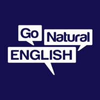 Logo of the podcast Go Natural English Podcast | Listening & Speaking Lessons