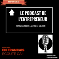 Logo du podcast S01-EP96. Je me lance sur Youtube !