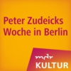 Logo du podcast MDR KULTUR Peter Zudeicks Woche in Berlin
