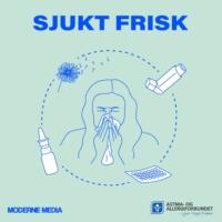 Logo of the podcast Sjukt Frisk