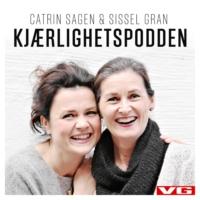 Logo of the podcast Kjærlighetspodden - VG