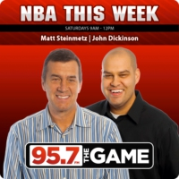 Logo of the podcast NBA This Week Third Hour - Tim Bontemps, Steiny's Dad