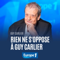 Logo of the podcast Rien ne s'oppose à Guy Carlier