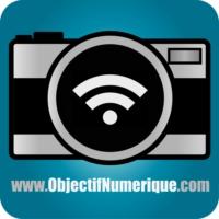 Logo of the podcast Objectif Numérique (podcast photo)