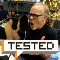 Logo of the podcast Unconventional Workshops – Still Untitled: The Adam Savage Project – 4/9/19