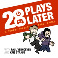 Logo of the podcast Episode 127 – The One With Paul on the Street!