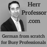 Logo of the podcast Herr Professor