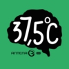 Logo of the podcast 37,5 ºC