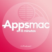 Logo of the podcast AppsMac en 8 minutos
