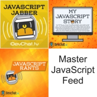 Logo du podcast All JavaScript Podcasts by Devchat.tv