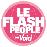 Logo of the podcast Le Flash People de Voici du 2 janvier 2019