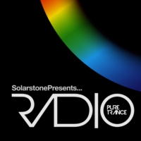 Logo of the podcast Pure Trance Radio Podcast with Solarstone
