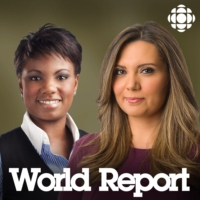 Logo of the podcast CBC News: World Report